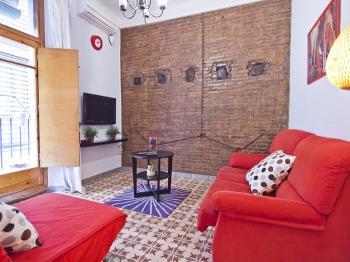 Een kamer appartement<br/> Palau de la Música 1bedroom&nbsp;&nbsp;<small>(3 available)</small>